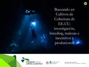 Read more about the article Maleza en Foco participó del Simposio de Cultivos de Cobertura, Marcos Juárez, Cba. 2021